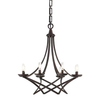 Windsung 8-Light Candle-Style Chandelier