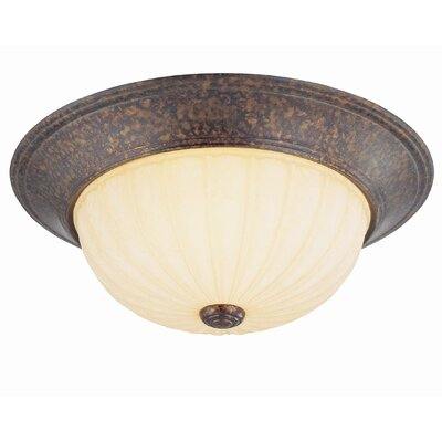 Bolanos Light Flush Mount Size: 13