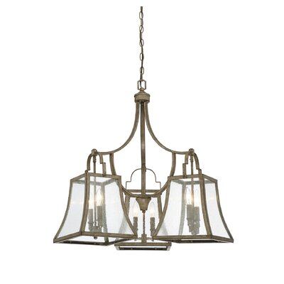 Montvert 6-Light Candle-Style Chandelier