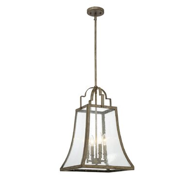 Montvert 4-Light Foyer Pendant