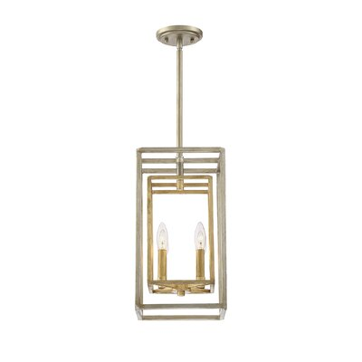 Eglantina 4-Light Foyer Pendant