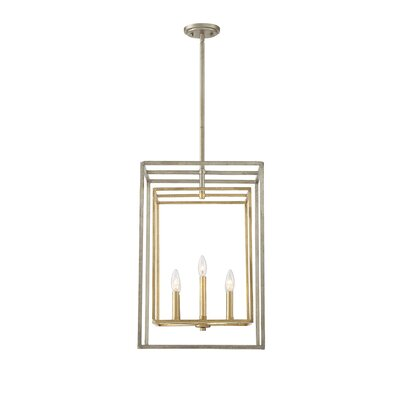 Eglantina 5-Light Foyer Pendant