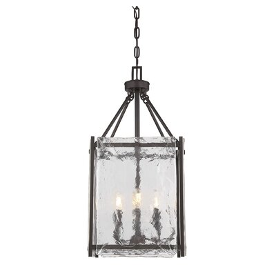 Dorota 4-Light Foyer Pendant