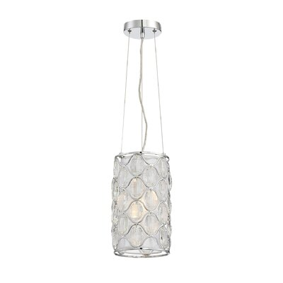 Neeson 1-Light Mini Pendant