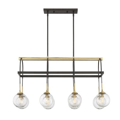 Yorba 8-Light Kitchen Island Pendant
