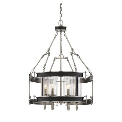 Gillian 6-Light Foyer Pendant
