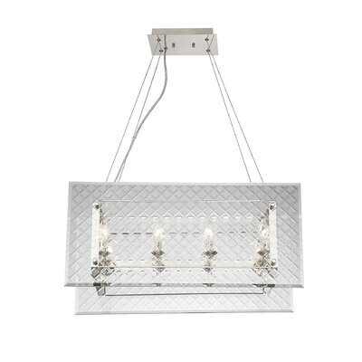 Bruyelle 8-Light Kitchen Island Pendant