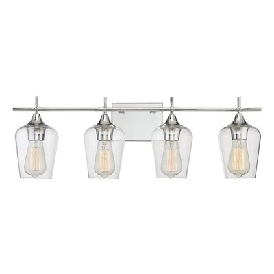 Zipcode Design Staci 4-Light Vanity Light
