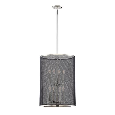 Wilder 8-Light Foyer Pendant