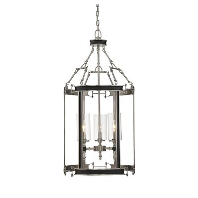 Gillian 3-Light Foyer Pendant