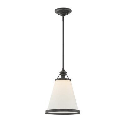 Kayden 1-Light Mini Pendant Finish: Classic Bronze