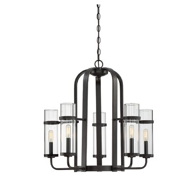 Renton 5-Light Candle-Style Chandelier