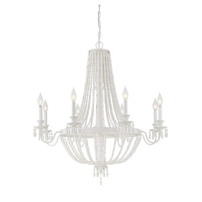 Didier 8-Light Empire Chandelier