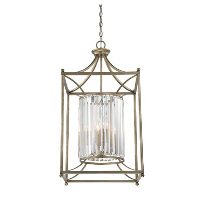 Fonteyne 4-Light Foyer Pendant
