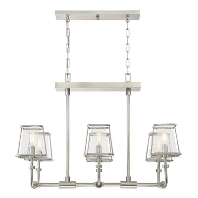 Metinaro 6-Light Kitchen Island Pendant