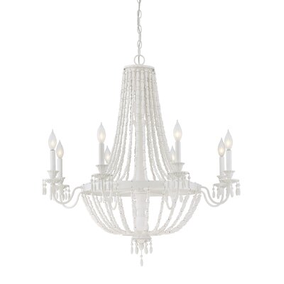 Purmerend 8 Light Empire Chandelier