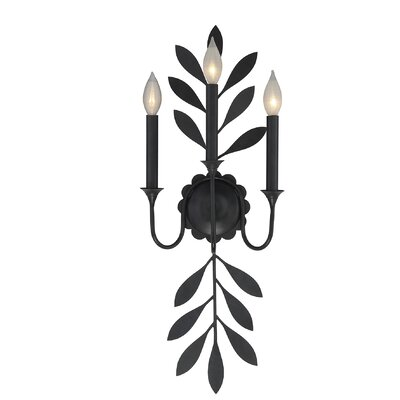 Urmila 3-Light Wall Sconce