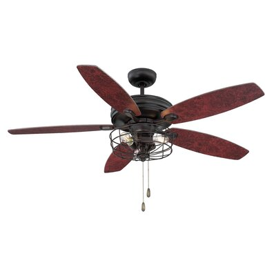 Glenpool 52 5-Blade Ceiling Fan