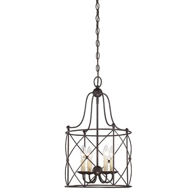 Seneca 4-Light Foyer Pendant