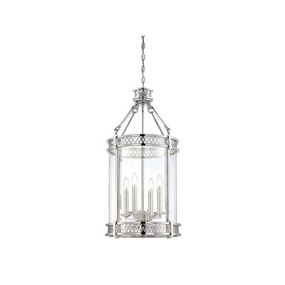 Coronado 4-Light Foyer Pendant