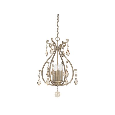 Marist 4-Light Foyer Pendant