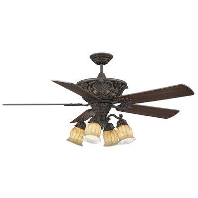 52 Maddison 5-Blade Ceiling Fan