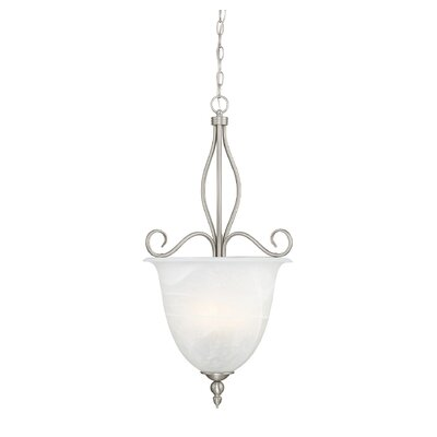 Hibbitts Inverted Pendant Size: 33 H x 17.5 W