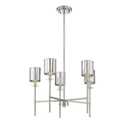 Andromeda 5-Light Drum Chandelier