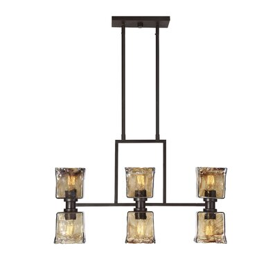 Additri 6-Light Crystal Chandelier