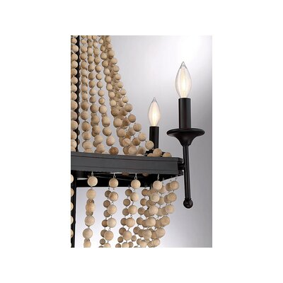 Dormont 5-Light Candle-Style Chandelier