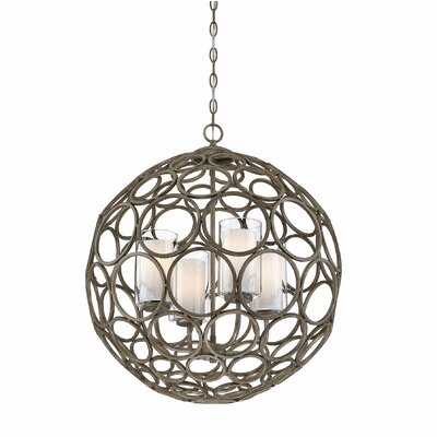 Edgewater 4-Light Globe Pendant