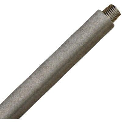 Mini Pendant Extension Rod Finish: Texas Bat Silver