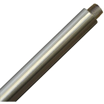 Mini Pendant Extension Large Rod Finish: Satin Nickel