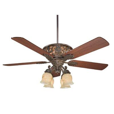 52 Monarch 5-Blade Ceiling Fan