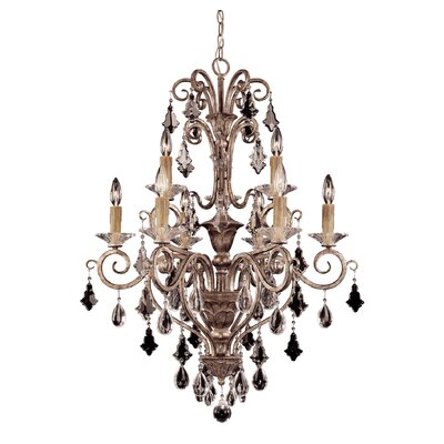 Marion 9-Light Crystal Chandelier