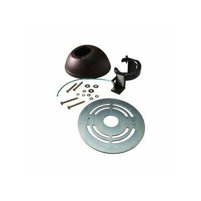 Blaune Ceiling Adapter Kit Finish: Slate 52-SK-4