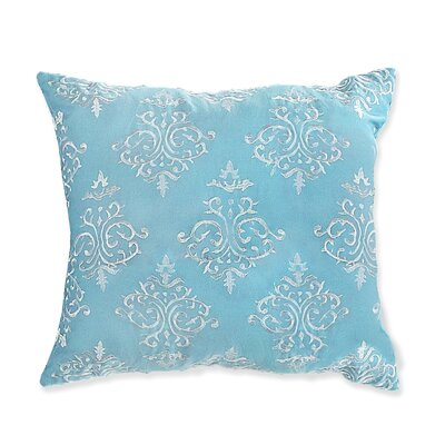 Magical Medallion Cotton Throw Pillow