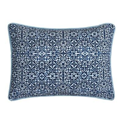 Magical Medallion Cotton Lumbar Pillow