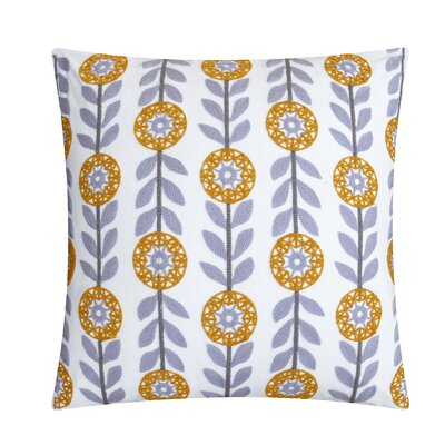 Grand Palace Cotton Throw Pillow