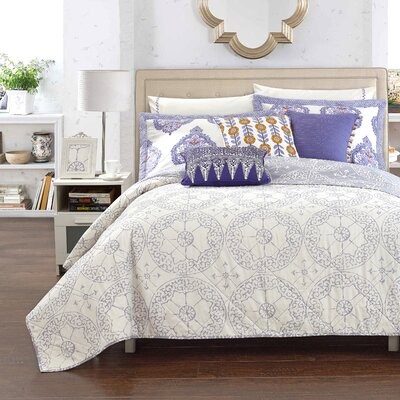 Grand Palace Reversible Quilt Size: Full/Queen