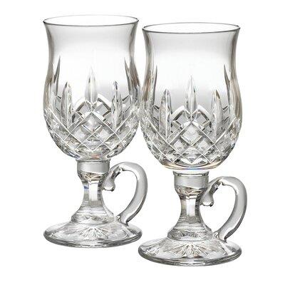 Lismore Irish 8 oz. Crystal Snifter Glass 024258325265