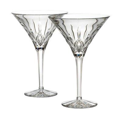 Lismore Martini Crystal Liqueur Glass 024258355064