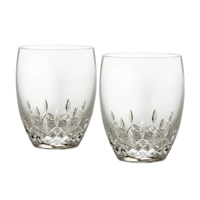 Lismore Essence Double Old Fashioned Glass 024258473515