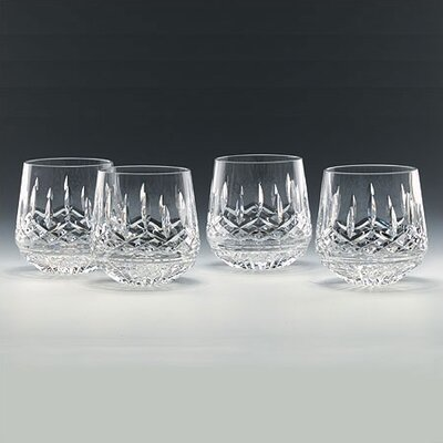 Lismore Old Fashioned Glass Set Of 4