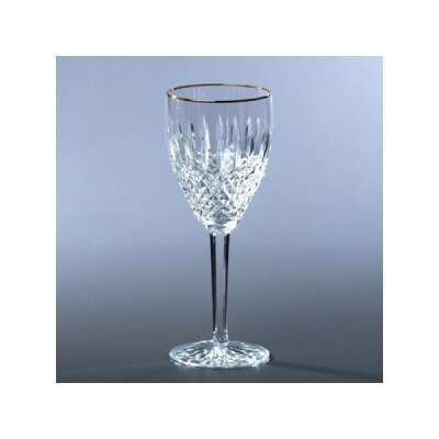Waterford-castlemaine Gold Stemware - Special Order Wine Glass