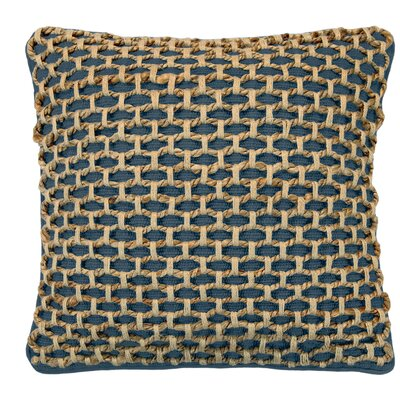 Jada Throw Pillow Color: Indigo