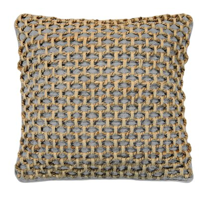 Jada Throw Pillow Color: Gray