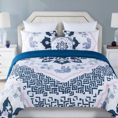 Danyel 3 Piece Reversible Comforter Set