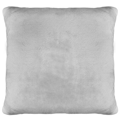 Falmouth Throw Pillow Color: Silver