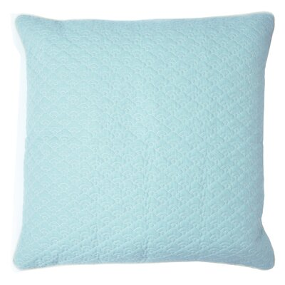 Alam Scallops 100% Cotton Throw Pillow